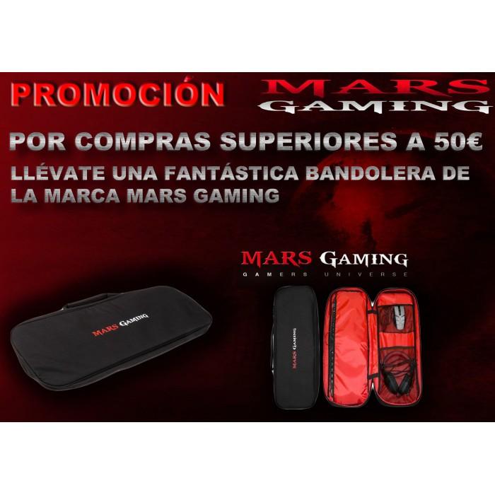 Promoción Mars Gaming