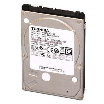 Disco Hd Toshiba 1Tb 2,5""
