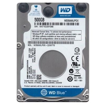 Disco Hd Western Digital WD5000LPCX 500Gb