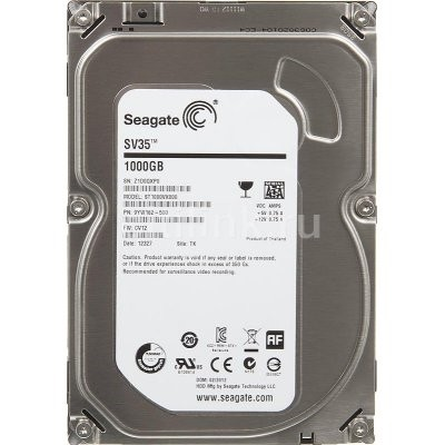 Disco Hd Seagate SV35 1TB