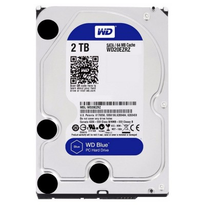 Disco Hd Western Digital Blue 2Tb 3,5""