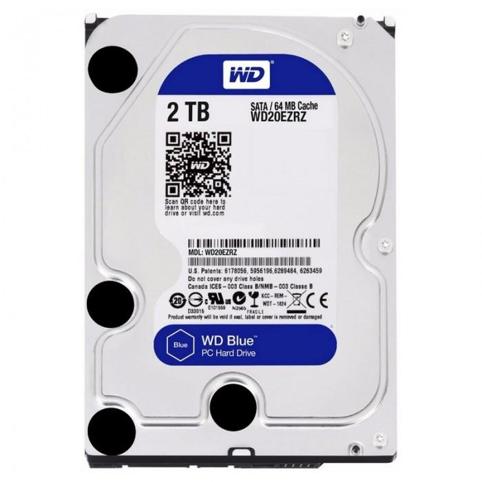 """Disco Hd Western Digital Blue 2Tb 3,5"""""""