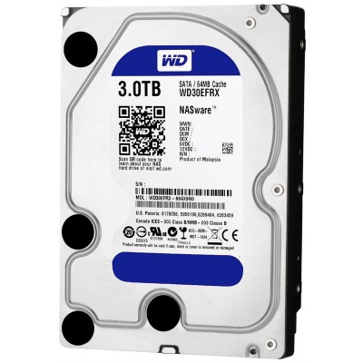 Disco Hd Western Digital Blue 3TB 3,5""