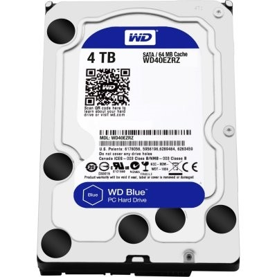 Disco Hd Western Digital Blue 4TB 3,5""