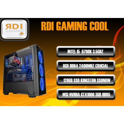 Ordenador Rdi Gaming Cool