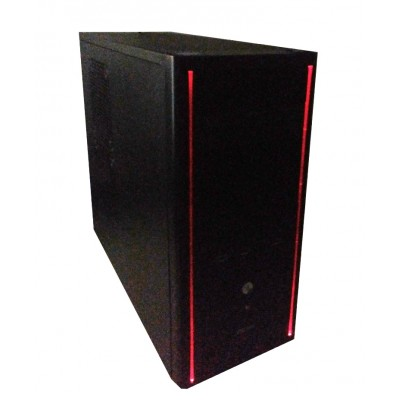 Torre Rdi Gaming Nox red