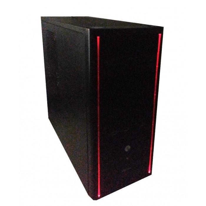 Torre Rdi Gaming Nox red