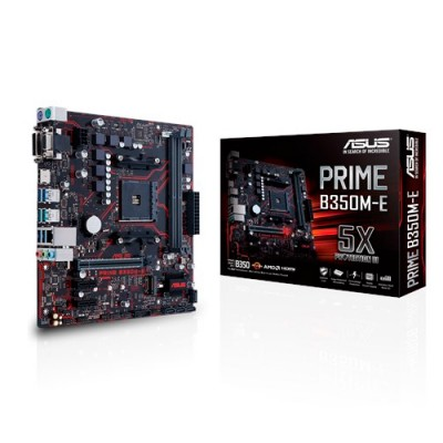 Placa Base ASUS PRIME B350M-E AM4