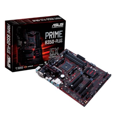 Placa Base ASUS PRIME B350-PLUS AM4