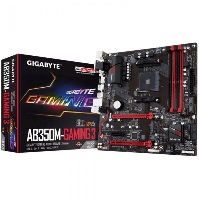 Placa Base Gigabyte AB350M Gaming 3 AM4