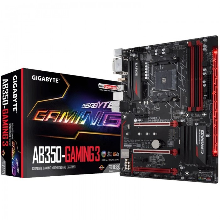 Placa Base Gigabyte AB350 Gaming 3 AM4