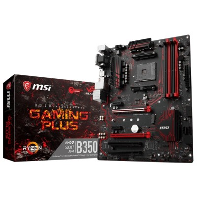 Placa Base MSI B350 GAMING PLUS AM4