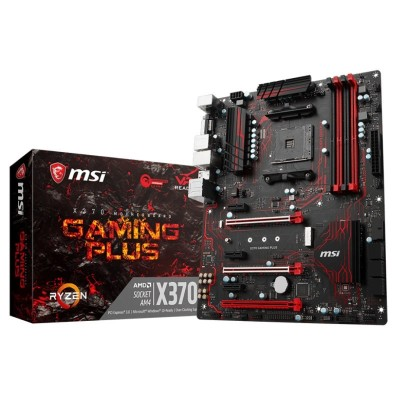 Placa Base MSI X370 GAMING PLUS M4