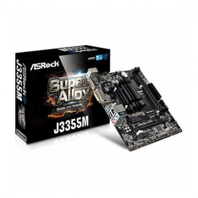 Placa Base ASROCK J3355M CPU DUAL CORE