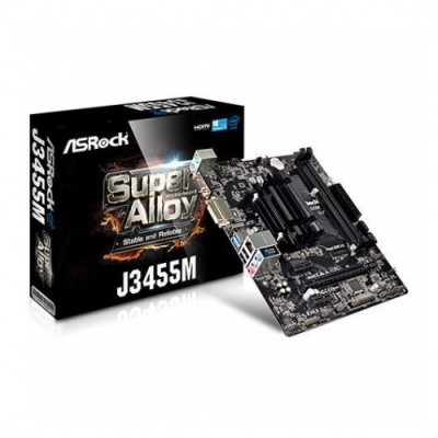 Placa Base ASROCK J3455M CPU QUAD CORE