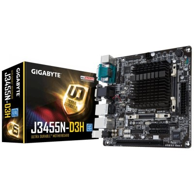 Placa Base Gigabyte 3455N-D3H CPU QUAD