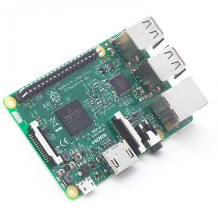 Raspberry Pi 3 TYPE B 1GB 4xUSB HDMI Wifi
