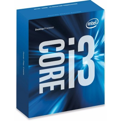 Procesador Intel Core i3 7100 3.9Ghz 1151