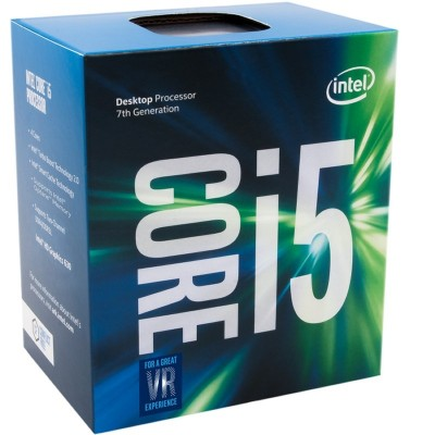 Procesador Intel Core i5 7500 3.4Ghz 1151