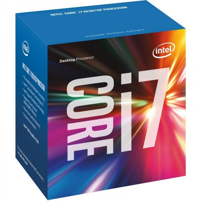 Procesador Intel Core i7 7700 3.6Ghz 1151