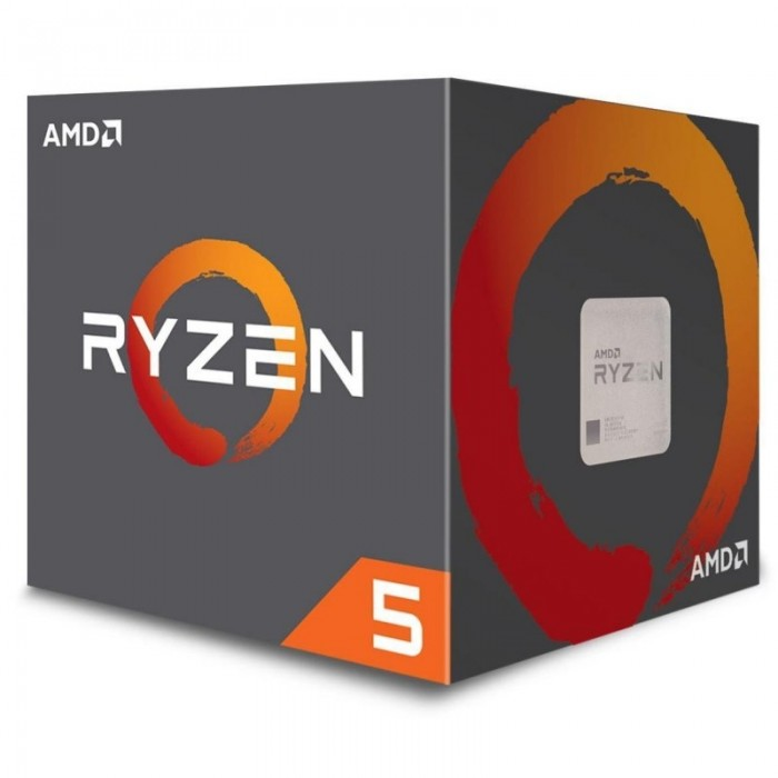 Procesador AMD RYZEN 5 1400 3.4GHz AM4