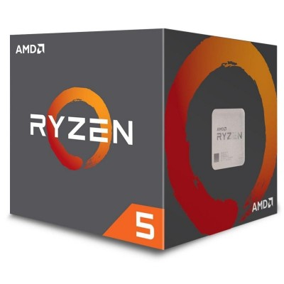 Procesador AMD RYZEN 5 1600 3.6GHz AM4