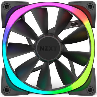 Ventilador NZXT Aer RGB LED 14 cm