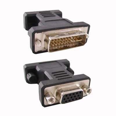 Conversor DVI-VGA HDB15/H
