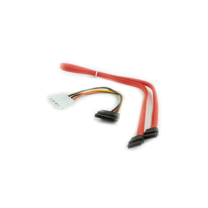 Kit Cable Alimentación + Datos Sata