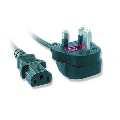 Cable Alimentación Inglés 5A 1.8Mts