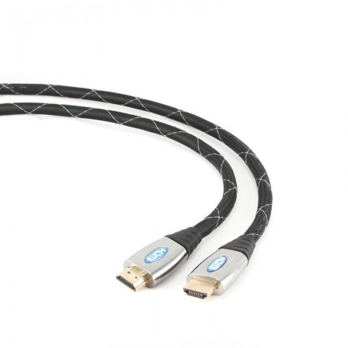 Cable Hdmi 4K 3D (M)-(M) Mallado 3 Mts