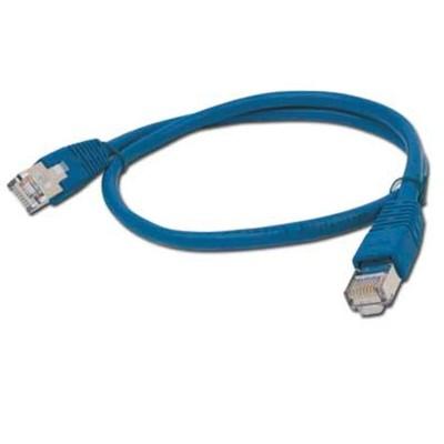 Latiguillo Cat.5e FTP 1 Mts Azul
