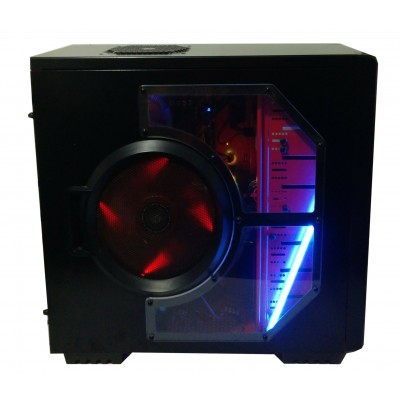 Ordenador Gaming Nox Blue Neon
