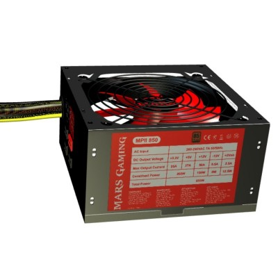 Fuente Mars Gaming 850w 85+