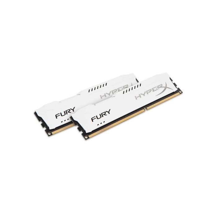 HYPERX FURY WHITE 16GB 1600MHZ DDR3