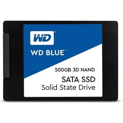 SSD Western Digital 500GB SATA3
