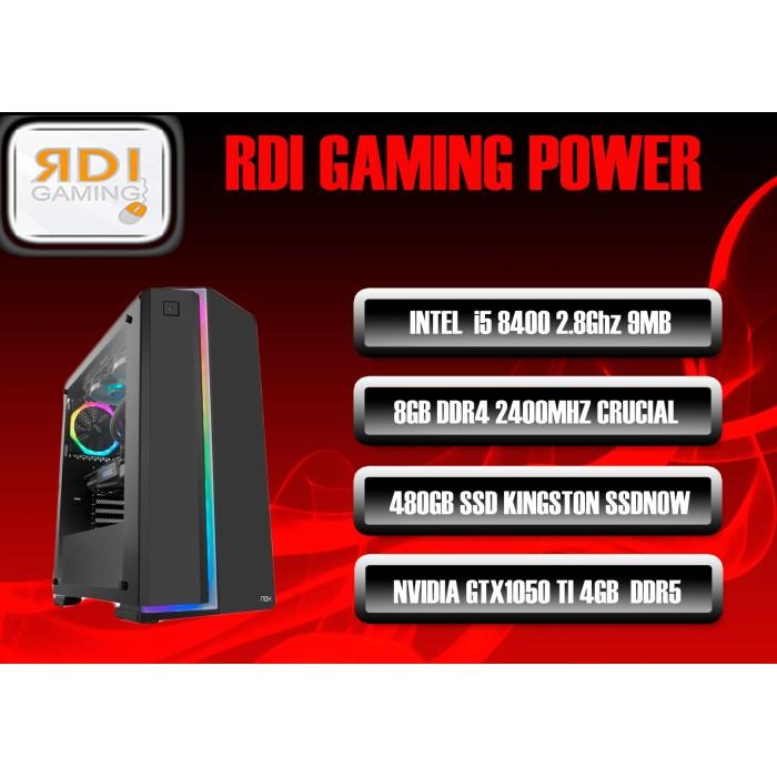 Ordenador Rdi Gaming Power