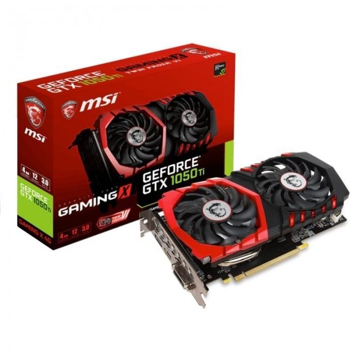 MSI NVIDIA GTX 1050 Ti Gaming