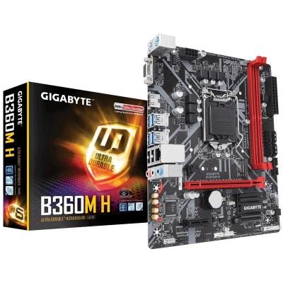 Gigabyte B360M H mATX 1151
