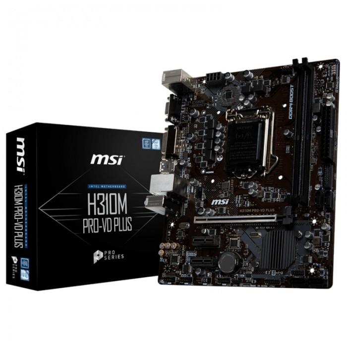 MSI H310M PRO-VD PLUS mATX LGA1151