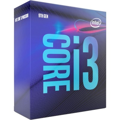 Intel Core i3 9100 3.6Ghz 6MB