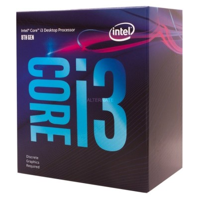 Intel Core i3 9100F 3.6Ghz 6MB