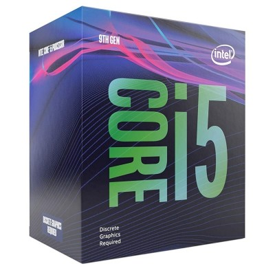 Intel Core i5 9400F 2.9Ghz 9MB