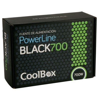Fuente CoolBox Powerline 700