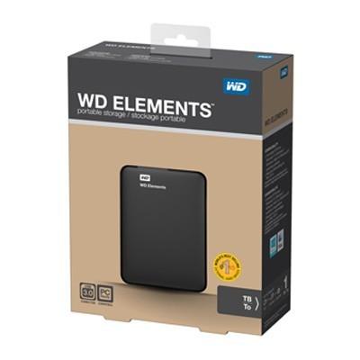 """Western Digital WDBUZG0010BBK 1TB 2.5"""""""