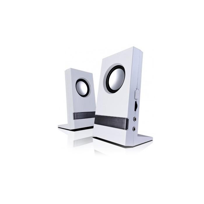 B-MOVE Sistema Sonido 2.0 B-BLAST 200 Blanco