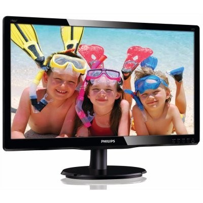 "Philips 196V4LAB2 Monitor 18.5"" Led Multimedia"