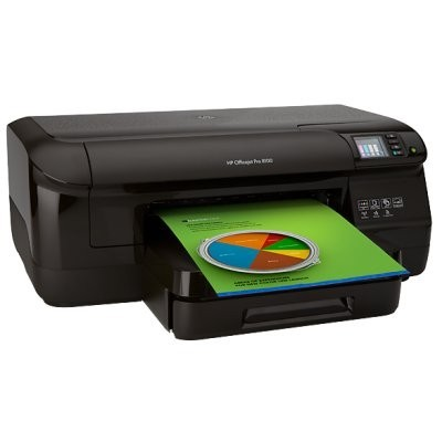 HP Officejet Pro 8100 Duplex Red Wifi ePrint