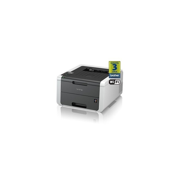 Brother HL-3150CDW 18ppm 64Mb LED Color Wifi