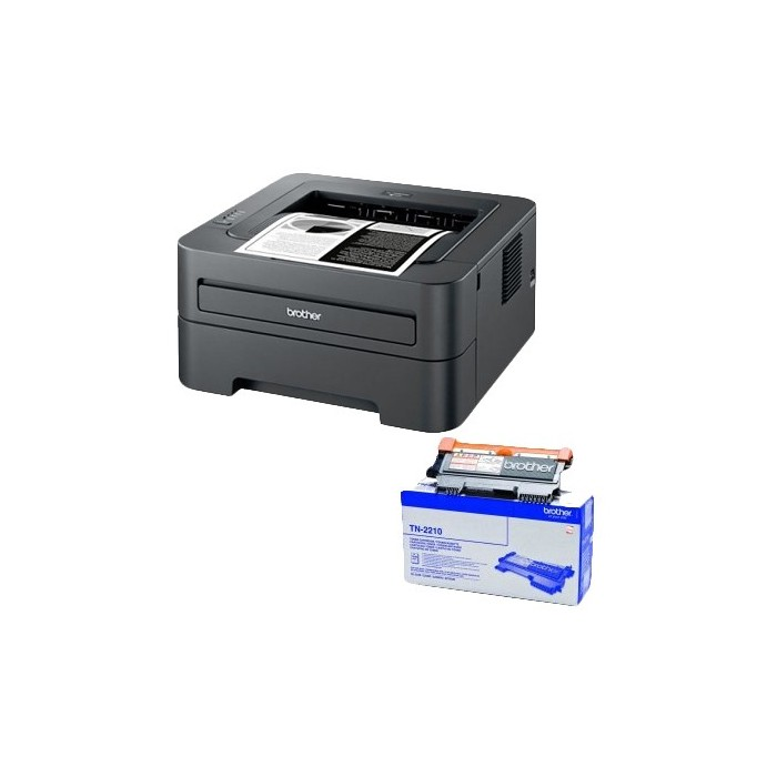 Brother Kit HL-2250DN 16 ppm Wif + toner TN2210